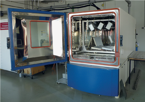 Тест на устойчивость к аммиаку (тест-центр DLG) прошли коробки из поликарбоната Spelsberg