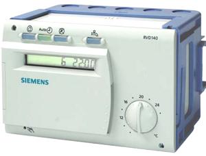 Огляд контролерів опалення Siemens
