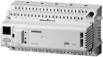 Линейка контроллеров Synco фирмы SIEMENS