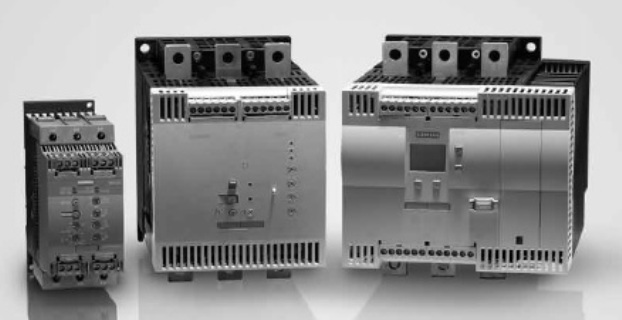 Устройства плавного пуска компании Siemens 3RW