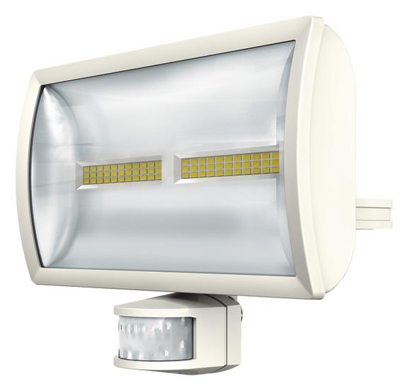 Светодиодные прожекторы с датчиком и без – theLeda E