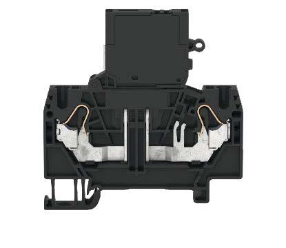 FSIK – термостойкие клеммы для предохранителей быстрого монтажа