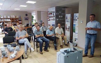 В Запорожье прошел семинар-презентация Theben