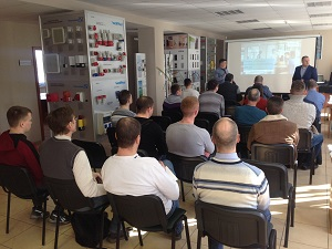 Компания Siemens провела технический семинар в Запорожье