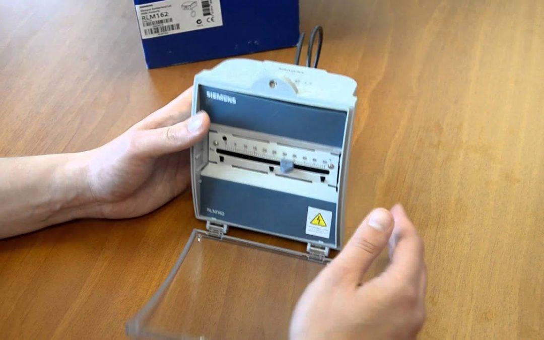 Контроллер Siemens RLM162