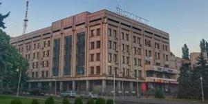 Монтаж кондиционеров в апелляционном суде Запорожской области