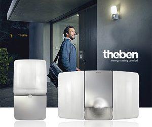 Снижение цен на LED-светильники Theben!