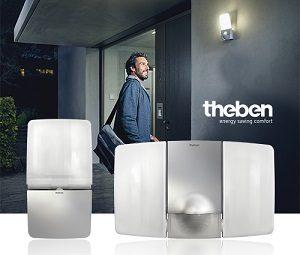 Датчики руху Theben — широкий вибір, доступні ціни, німецька якість