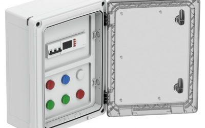 GEOS-S від Spelsberg — електротехнічні шафи з полікарбонату