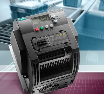 Частотний перетворювач Siemens SINAMICS V20