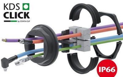 KDS-R — круглые кабельные вводы от CONTA-CLIP