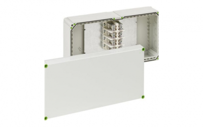 Коробки Abox-i с 5-полюсными клеммблоками 70/150/240 мм²