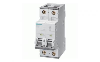 Автоматичні вимикачі Simens 5SY