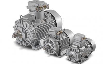 Основные преимущества электродвигателей Siemens SIMOTICS