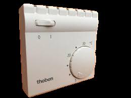Розпродаж продукції термостатів Theben
