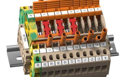 Измерительные клеммы TTB Klippon® Connect для трансформаторов тока и напряжения