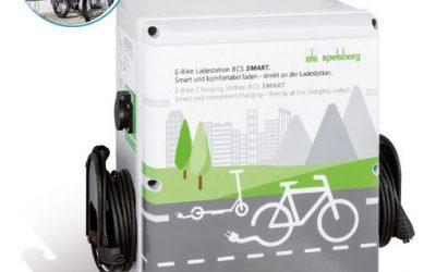 E-bike – станції заряджання електротранспорту від Spelsberg
