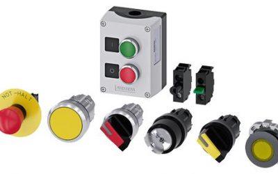 Кнопки і світлові індикатори Siemens SIRIUS ACT