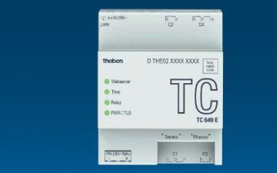 Максимальная эффективность TC 649 E control box